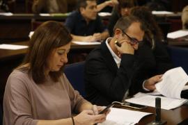 La dirección de Més se reúne para decidir el futuro de Biel Barceló