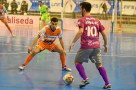El Palma Futsal sigue sin reaccionar