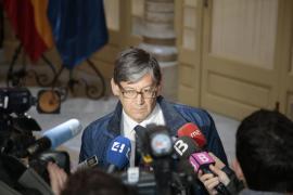 Thomàs (PSIB), sobre el viaje de Barceló: «Un cargo público no puede aceptar este tipo de regalos»