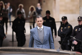Pedro Horrach afirma que hay una probabilidad muy alta de que Urdangarin entre en prisión en 2018