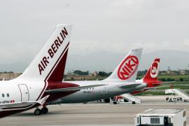 El cese de actividad de Niki afecta a 6.000 pasajeros diarios de Son Sant Joan