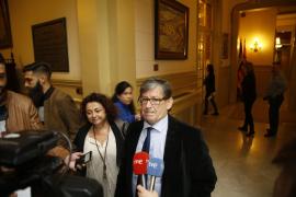 Thomàs (PSIB): «Hay que buscar una solución adecuada para llevar adelante los 'Acords pel Canvi'»