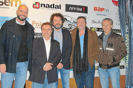 Presentación en sociedad de la nueva Asociación Museu Aeronàutic Illes Balears