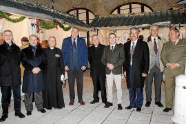 Mercadillo de repostería conventual en el Centro de Cultura Militar