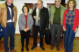 Entrega de premios literarios en Porreres