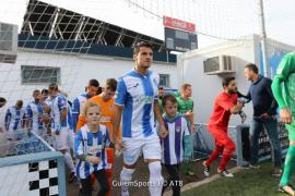 Fullana: «La derrota ante el Cornellà fue una de las más dolorosas de mi carrera»