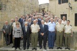 Los Artilleros de Mallorca conmemoran el 2 de mayo