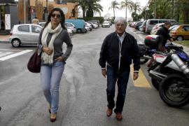 Ecclestone abre las puertas de la F-1 a Mallorca