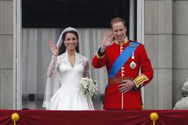 El príncipe Guillermo de Inglaterra vuelve al trabajo tras su boda