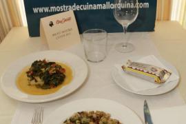 CASA JACINTO, PRESENTACION DE LA XXVII MOSTRA DE CUINA MALLORQUINA.