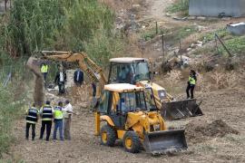 Amigos y familiares de Marta del Castillo vuelven buscar el cuerpo en Camas