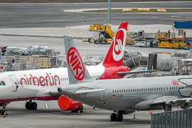 La quiebra de aerolíneas sube los precios entre Alemania y Mallorca