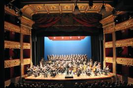 La Simfònica da el 'sus' al 125 aniversario de Ultima Hora