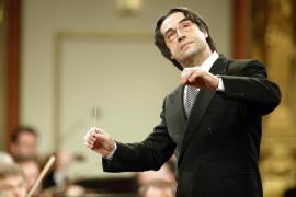El director de orquesta Riccardo Muti, Premio de las Artes 2011