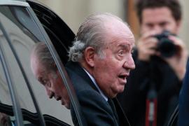El Rey Juan Carlos sigue de cerca la política: «Es algo que va dentro de uno»