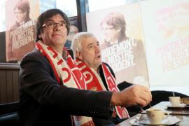 Puigdemont llama a construir «un país mejor» ante los que quieren «liquidar» a los soberanistas