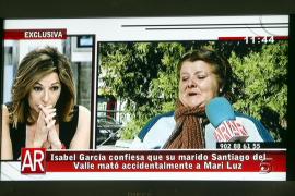 Archivan la causa contra Ana Rosa Quintana por la entrevista a la mujer de Del Valle