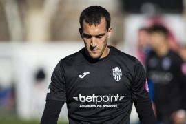 El Atlético Baleares firma su peor primera vuelta de la década