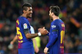 El Barcelona golea al Depor y llegará al Clásico con 11 puntos de ventaja sobre el Madrid