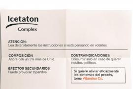 Cs avisa de posibles efectos secundarios del 'Icetatón': «Puede provocar tripartitos»