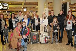 De Bielorrusia a Mallorca para vivir la Navidad