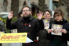 Aragonés (CUP): «Que no nos quieran separar por idioma y origen»