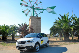 Opel Crossland X: Un SUV práctico y familiar