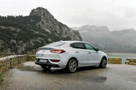 Hyundai escogió Mallorca para presentar el i30 Fastback