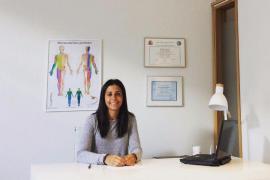 Laura Pont, fisioterapeuta y osteópata, explica cómo puede ayudar la osteopatía a tener calidad de vida