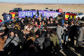 Oriol Junqueras vota desde la cárcel de Estremera