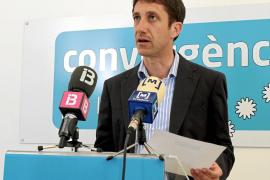 Convergència propone reducir cargos y departamentos en el Consell