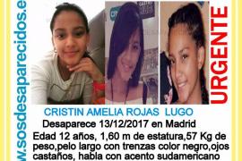 Buscan a una menor de 12 años que desapareció hace unos días en el distrito de San Blas, Madrid