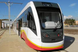 El tram-tren será utilizado cada año por unos 252.000 residentes y turistas