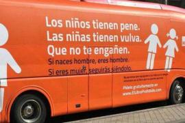 La Generalitat multa al bus de HazteOir con 1.707 euros, la sanción más alta por LGTBIfobia