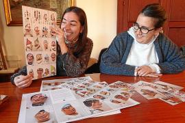 Aina Crespí y Laura Celià