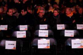 Los candidatos al Govern apuran sus llamamientos al voto útil en el cierre de la campaña en Cataluña