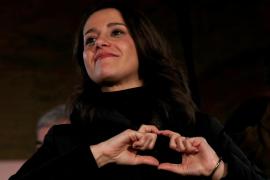 Arrimadas pide concentrar el voto en Cs para que Cataluña despierte de una «pesadilla»