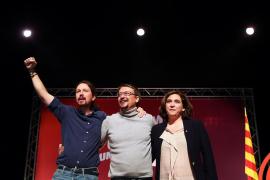 Domènech a Puigdemont: «No puedes estar en el futuro del gobierno de Cataluña»