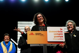 Rovira quiere una república que no meta a nadie en la cárcel «por sus ideas»
