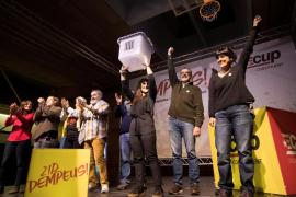 La CUP dice ser garantía de que los independentistas no caigan en la «claudicación»