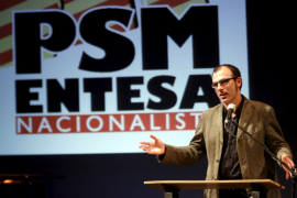 """Barceló: """"Con el PSOE o el PP estamos vendidos en financiación»"""