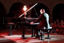 Biel Duran recala en Santanyí con  'Música con Alma'