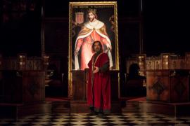 'La gran aventura de Jaume I' se representa en la sala de plenos del Consell de Mallorca