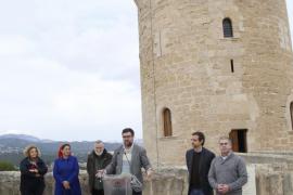 La Torre del Homenaje del castell de Bellver acoge muestra de uso como prisión