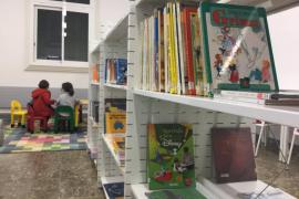 Maria de la Salut estrena una nueva biblioteca