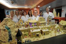 Son Espases entrega los galardones a las mejores creaciones de ambiente navideño
