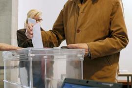 El coste de las elecciones se reduce un 66 % en Balears