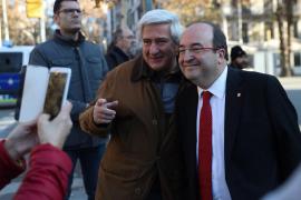 Iceta augura que la jornada electoral puede ser «el principio de la solución»