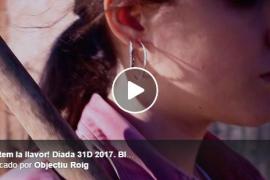 Un vídeo promociona la manifestación independentista en el marco de la Diada de Mallorca