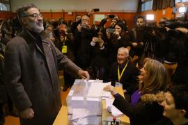 Riera (CUP) ve unas elecciones excepcionales y anima a «votar república»